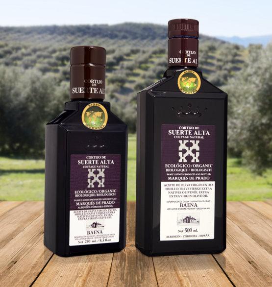 Produkte Organisches Bio Olivenöl Cortijo Suerte Alta
