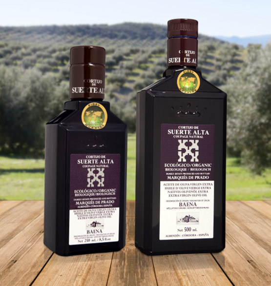 Coupage Natural - ​​​​​​​Extra Virgin Organic Olive Oil